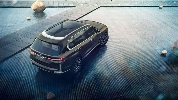 Облик BMW X7 стал известен раньше премьеры-10 фото-