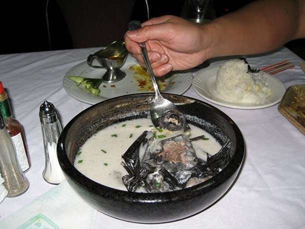 14 блюд, которые следует избегать при посещении Азии-14 фото-