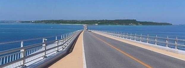 Японец упал с моста от радости, делая предложение подруге-3 фото-