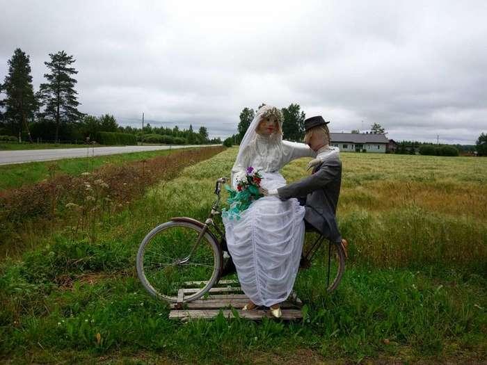 Эти люди знают, как сражаться за свой урожай-21 фото-