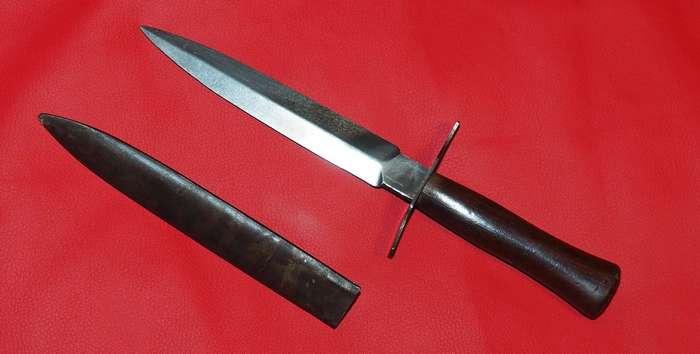 -Траншейное- оружие первой мировой-26 фото-