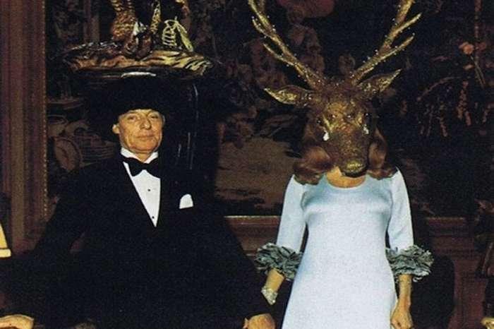 Самый безумный бал самой богатой семьи или -скромное обаяние буржуазии--16 фото-