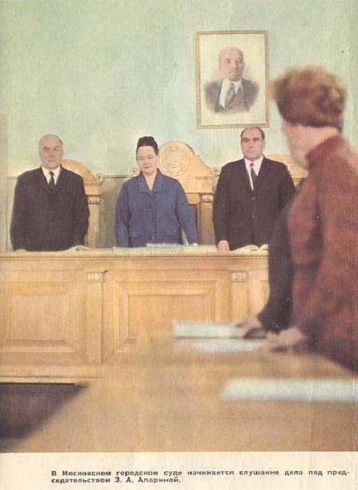 За что легендарную судью уголовники прозвали Зинка-вышка-8 фото-