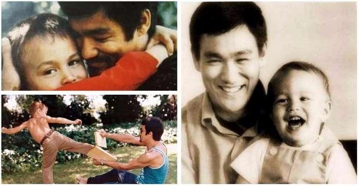 Малоизвестные фотографии Брюса Ли из семейного архива-33 фото-