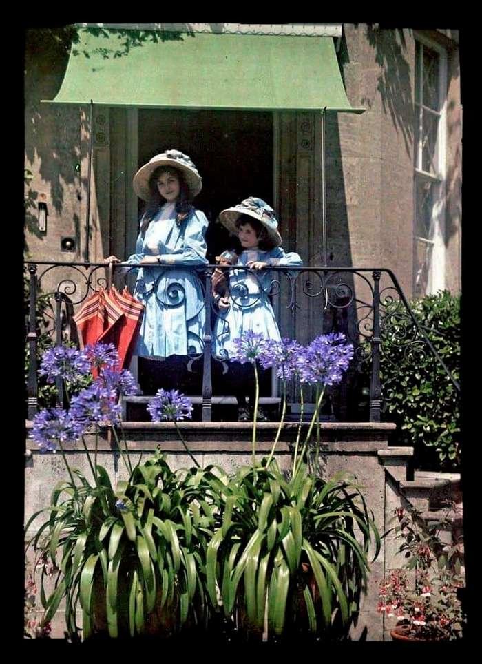 10 фотографий которые покажут вам как выглядил мир 100 лет назад-11 фото-