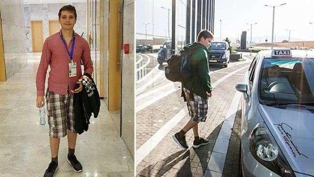 Шахматисту из Канады засчитано поражение за отказ сменить шорты-3 фото-