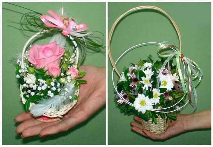 10 уловок флористов, чтобы продать некачественный букет-16 фото-