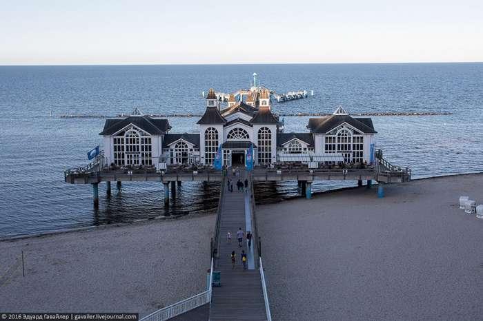 Два самых крупных немецких острова-30 фото + 1 видео-