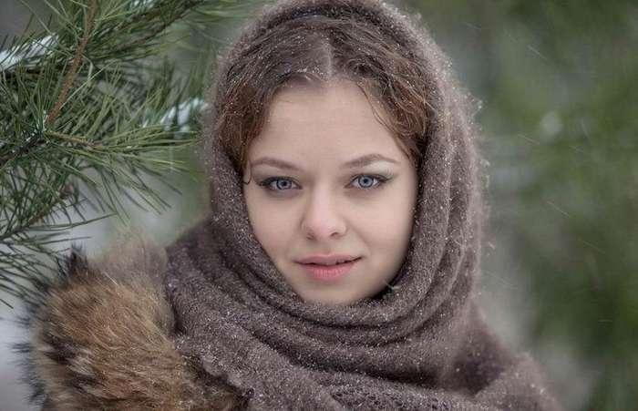 Какие то они особенные, женщины русские-1 фото-