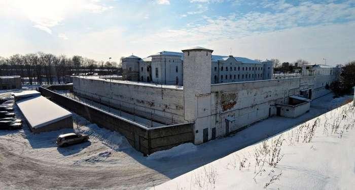 Тюрьма Белый лебедь. Билет в один конец-9 фото-