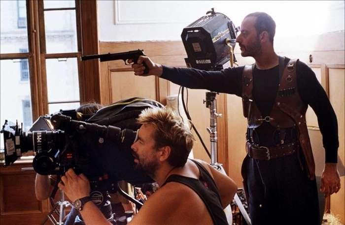 Как снимали фильм -Пятый элемент--32 фото-