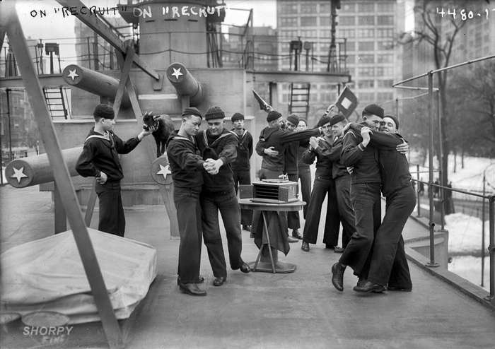 USS Recruiter - оригинальный вербовочный пункт-20 фото-