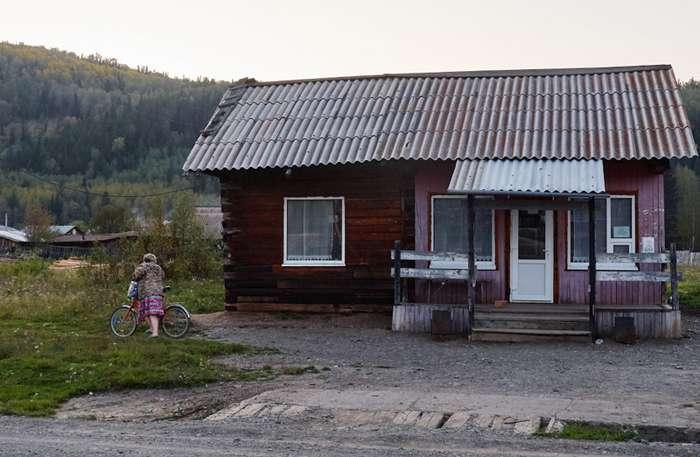 Полуторник. Жизнь сибирской деревни-42 фото-