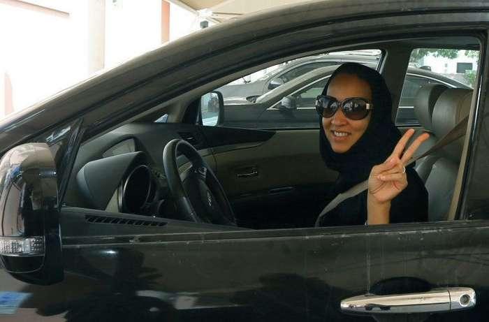 Женщины в Саудовской Аравии: борьба с запретами-10 фото-