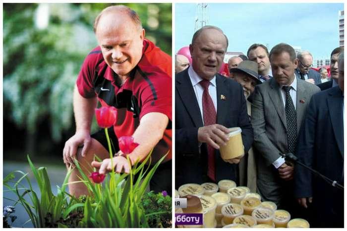 Неполитические хобби политиков-18 фото-