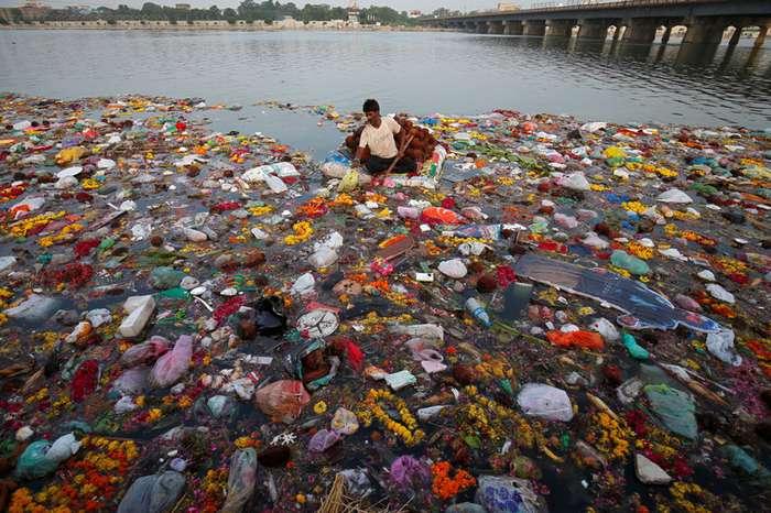 Повседневная жизнь в Индии-25 фото-