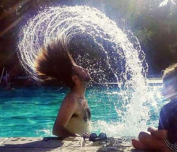 Я не принцесска, я просто волосы отращиваю!-17 фото-