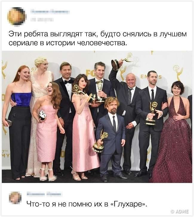 22комментария, которые оказались покруче самих постов