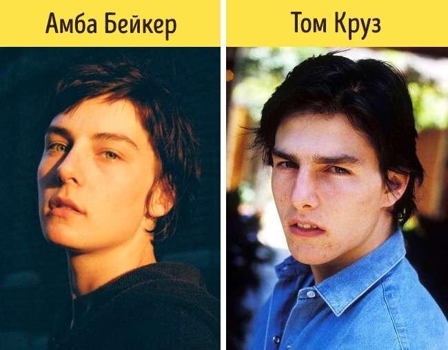 18дожути похожих знаменитостей, которые выглядят как родственники