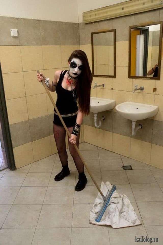 Лютый ужас из социальных сетей (50 фото)