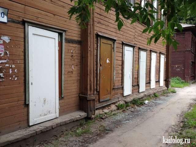 Дверные приколы (50 фото)