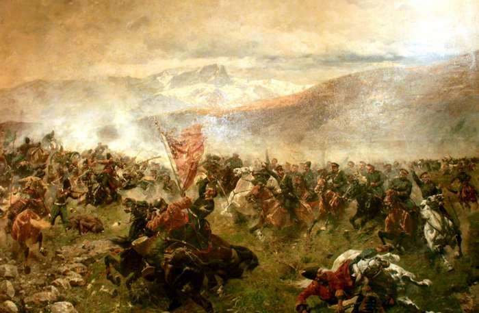 15.09.1825. Шамохорская битва-4 фото-