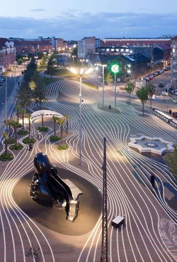 Невероятные и удивительные городские украшения-23 фото-