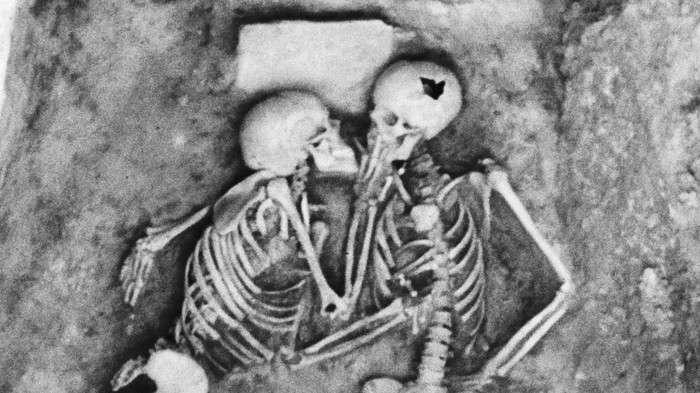 Поцелуй, который длился более 2800 лет... Влюбленные из Хасанлу. Любовь сквозь тысячелетия? Часть 2-12 фото-