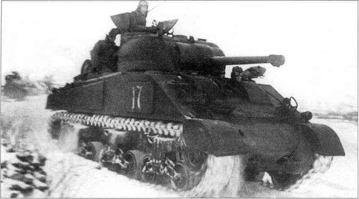 Генерал Шерман-36 фото-