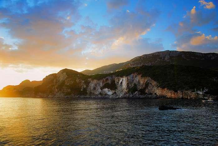 Остров Корфу-19 фото-