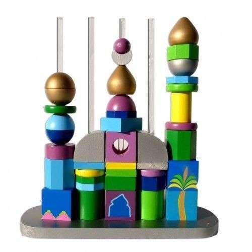 Удивительные игрушки мусульманских детей-13 фото-