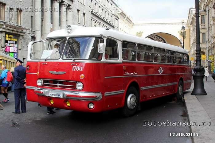 Ikarus-55.14 Lux 1972-30 фото-