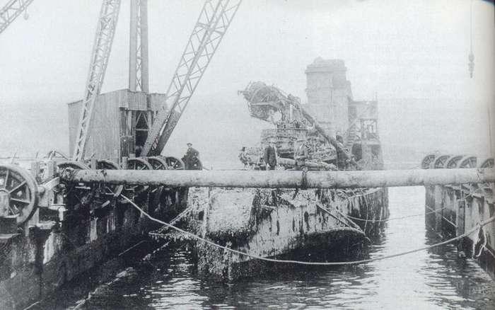 Хозяин затонувшего флота-5 фото-