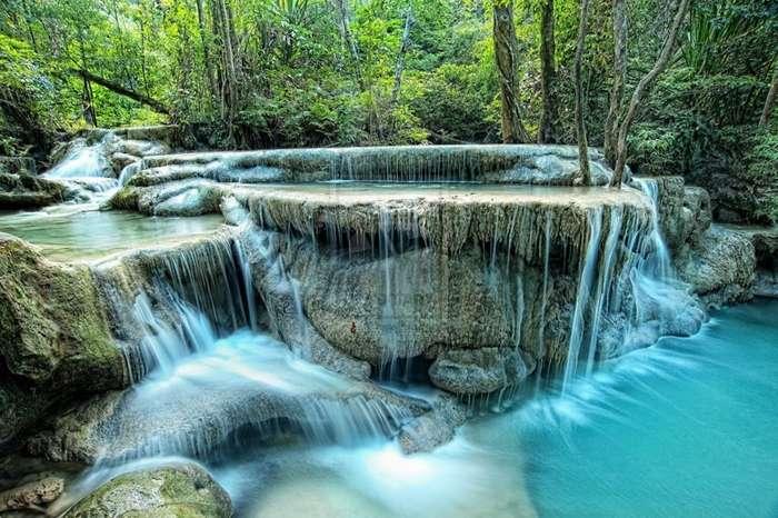 Тайланд. Река Квай-28 фото-