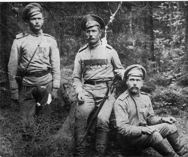 Последний поход самого жестокого генерала Гражданской войны-11 фото-