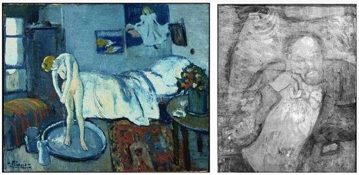 Тайны шедевров живописи-15 фото-