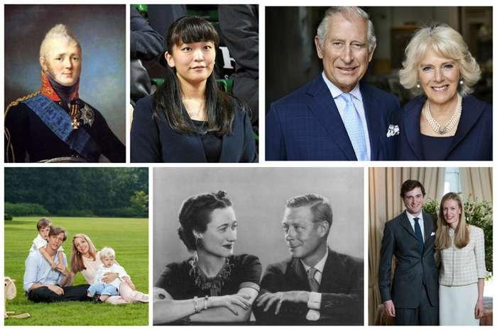 Любовь сильнее власти и титулов или все могут короли-11 фото-