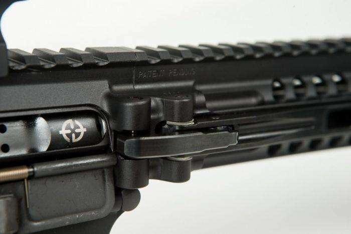 В США презентовали складную винтовку AR-15-2 фото + 1 видео-