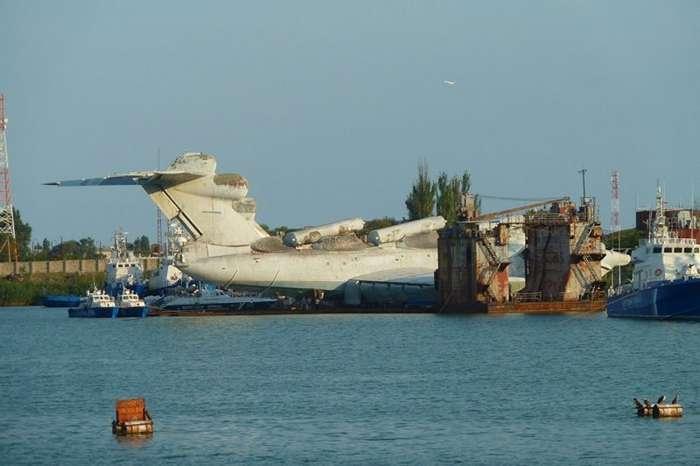 Призрак -Каспийского монстра--5 фото-