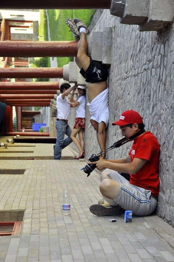 35 снимков, доказывающих, что ракурс - это всё-35 фото-