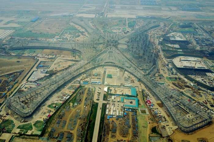 Мегапроекты современности, которые изменят облик мировой экономики-12 фото + 1 видео-