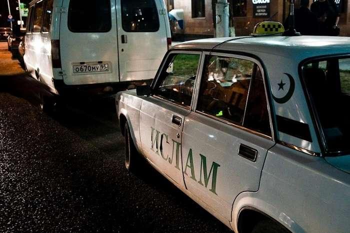 Таксист не той национальности-1 фото-