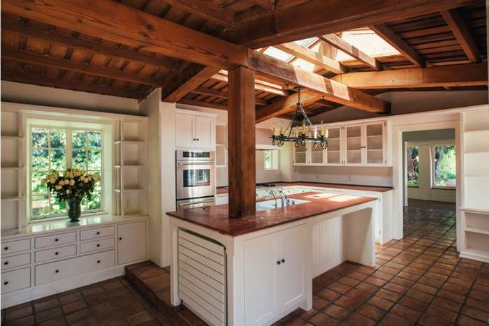 Первый ипоследний дом Мэрилин Монро, дизайнером вкотором была она сама