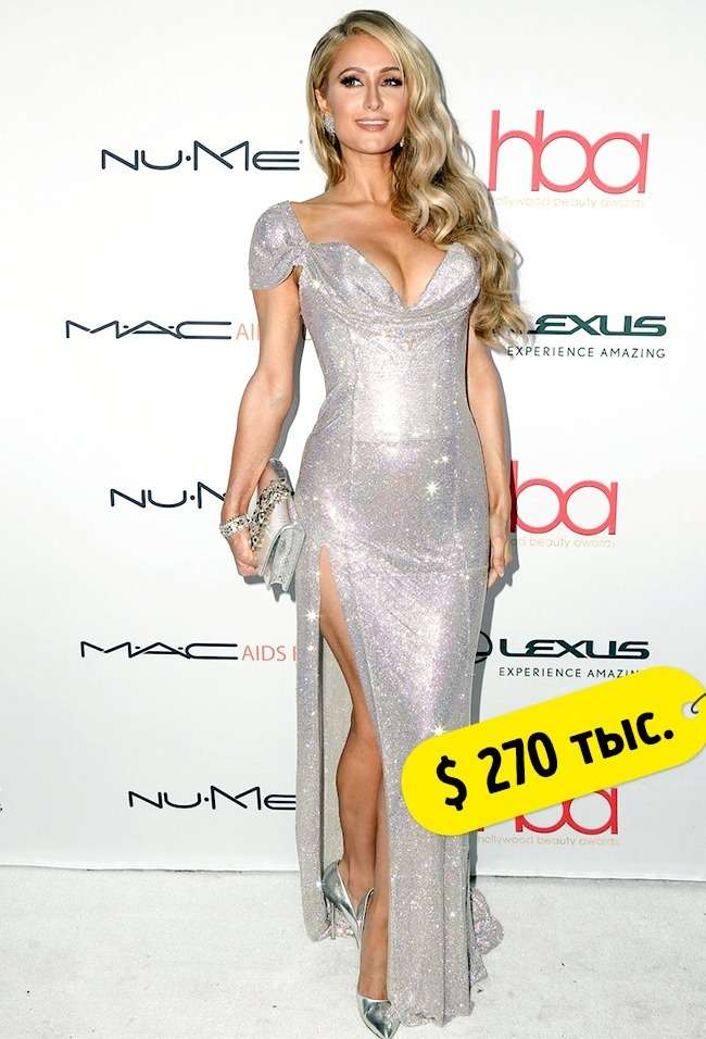 10ослепительно красивых платьев звезд, которые стоят целое состояние