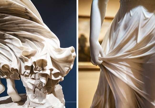 8гениальных скульпторов, которые превратили камень вшелк