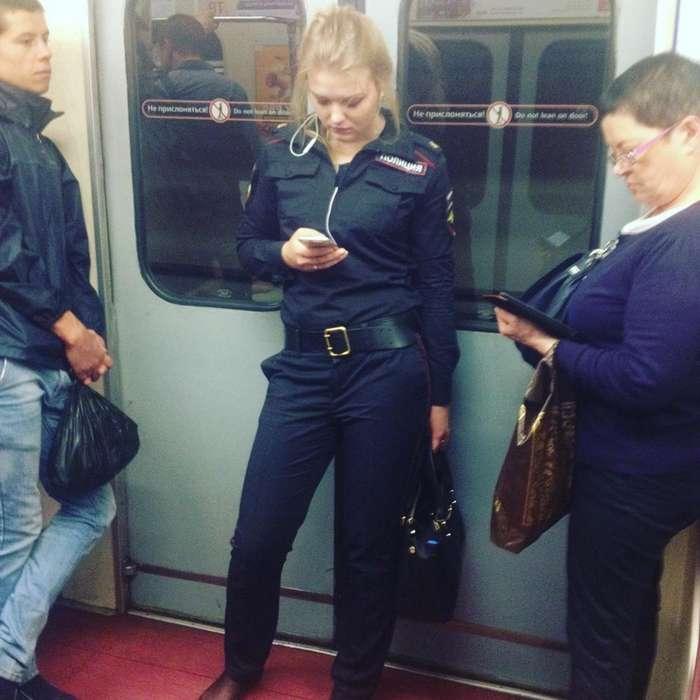 Просто п... полиция-22 фото-