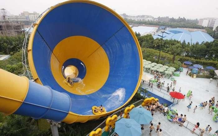 Топ-10 самых крутых аквапарков мира-10 фото-