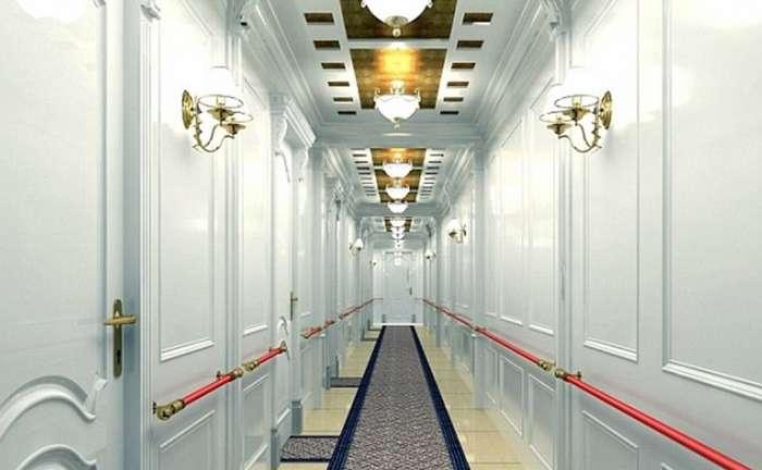 Китайцы строят новый -Титаник--15 фото-