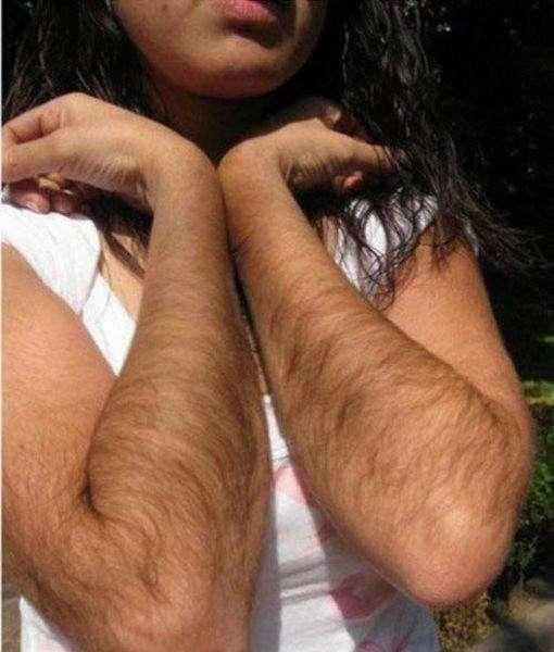 293Волосатые ноги женщин видео