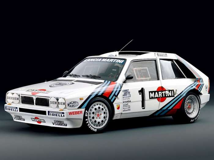 Быстрее Сенны: могла ли Lancia группы B соперничать с машинами F1?-16 фото-